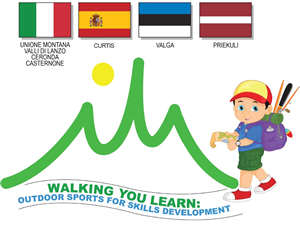 "PROGETTO ""WALKING YOU LEARN"" - CAMMINANDO SI IMPARA"